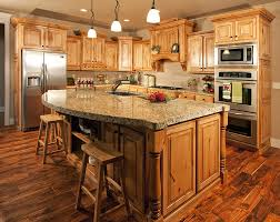 Kitchen Islands With Cabinets 50 Gorgeous Kitchen Designs With Islands Designing Idea