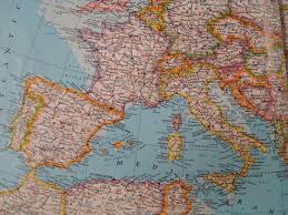 Espana Map Escapades In Espana Map Of Spain France And Italy