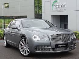 bentley silver used bentley continental flying spur cars for sale motors co uk