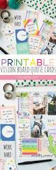 quote cards for planner vision board printable quote cards carrie elle
