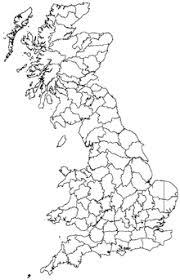 map uk and irelandmap uk counties vice county