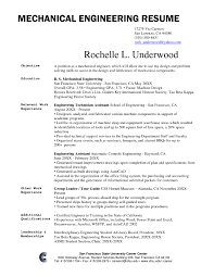 cover letter for power engineer resume for mechanical engineer resume for your job application