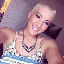 womens buzzed and bold haircuts 240 best women s buzz cuts images on pinterest short hairstyle