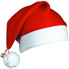 santa hats 12 santa hats pack of 12 deluxe christmas santa caps with bell