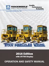 trackmobile operation and safety manual pub0210 rv 1 4 vehicles