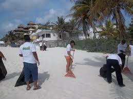 sandos resorts cleans playa del carmen beaches sandos