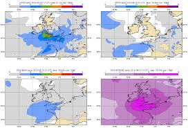 Isoline Map Definition Case Study Ensemble Forecast Metview Ecmwf Confluence Wiki