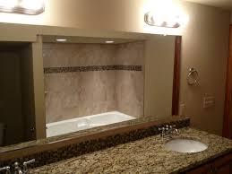 home depot bathroom remodel with wall mounted bathroom vanity