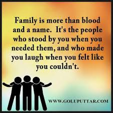 brilliant family quote sayings importance of blood relations