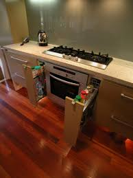 kitchen exquisite brown laminate floor gorgeous look of small