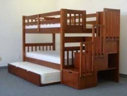 Three Bed Bunk Bed 100 Bunk Beds For Sale Foter