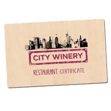 restaurant gift cards online city winery city winery restaurant gift card
