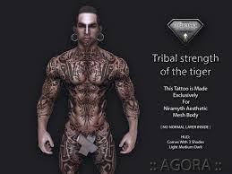 second life marketplace agora tattoo exclusively for niramyth