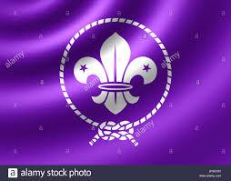 Girlguiding Flags Flag World Scout Movement Stock Photos U0026 Flag World Scout Movement