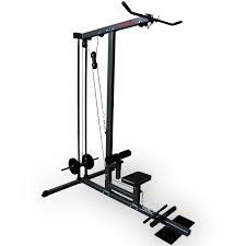 the marcy eclipse pu1000 lat pulldown u0026 low pulley home gym for