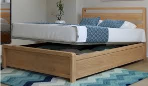 wooden bed frames classic oak beds bensons for beds