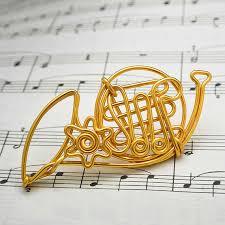 personalized handmade horn ornament custom horn charm