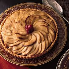 thanksgiving apple desserts food wine