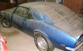 1968 camaro sale be 1968 camaro ss 396