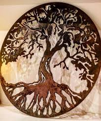 Wall Decor Metal Tree 4312 Best Metal Trees Images On Pinterest Metal Tree Metal Tree