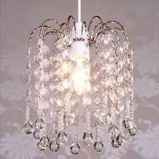 cl on light bulb shade teardrop glass droplet chrome ceiling light pendant