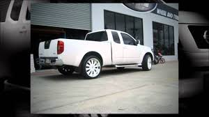 nissan truck white f1 wheel u0026 tyre nissan navara 22 custom white xhp deuce youtube