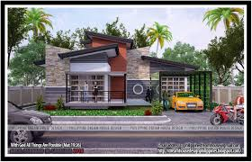 philippine dream house design four bedrooms bungalow house in