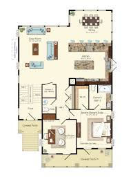 antigua floor plan schell brothers