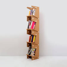 cardboard modular bookcase tipsi eco u0026 you