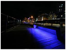 Ribbon Lights Outdoor Led Lighting An Overpass Led Lights Brightest