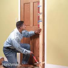 Installing Interior Doors How To Replace An Interior Door Family Handyman