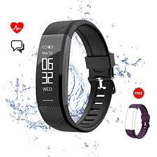 bracelet iphone sleep images Fitness tracker leelbox smart watch band activity tracker bracelet jpg