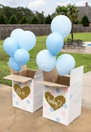 gender reveal party supplies kara s party ideas gender reveal from an social gender