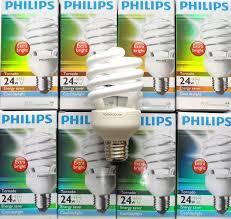 genuine philips tornado 24w e27 cool daylight white energy saving