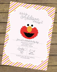 colors how to make elmo birthday invitations together with elmo