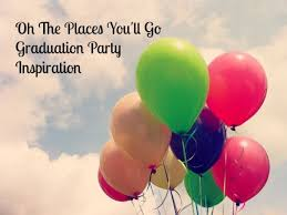 oh the places you ll go graduation party oh the places you ll go graduation party ideas lovefeast table