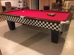 brunswick brighton pool table brunswick sport king value