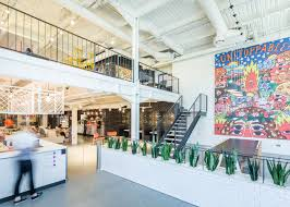 Google Office Dublin Jump Studios Completes Google Campus In Madrid Factory
