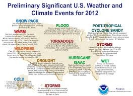 United States Climate Regions Map by National Climate Report Annual 2012 State Of The Climate