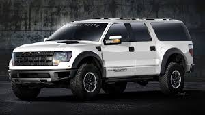 Ford Raptor Top Gear - hennessey u0027s armored supercharged ford raptor suv