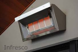 Overhead Gas Patio Heaters Infresco Supply Heating Options For Your Alfresco Area Remember