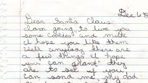 santa scaling back responses to kids who write him from