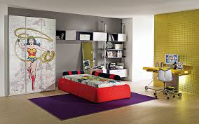 Kids Themed Rooms by Decorating Tips That Bring Superheros To Your Home Wonder Woman