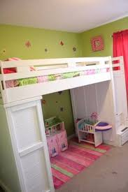 Loft Beds For Girls White Bunk Beds For Girls Sweet Girlus - Loft bunk beds for girls