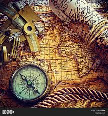 Old Map Background Still Life Compass Old Map Map Image U0026 Photo Bigstock