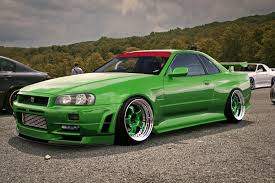 nissan skyline r34 modified nissan skyline by nueve11 on deviantart