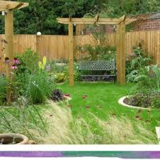 L Shaped Garden Design Ideas Astonishing Garden Layout Designs Small Large Courtyard Gardens