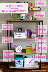 Organizing Your Home Office by Interior Fun How To Organize U0026 Style Your Home Office
