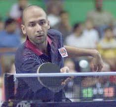 Best Table Tennis Player Biography And Profile Of Chetan Baboor Indian Table Tennis Player