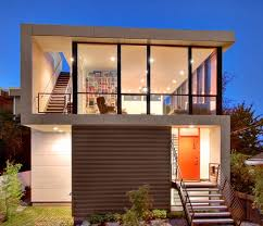 Modern Small Houses | small houses on small budget by pb elemental architects modern